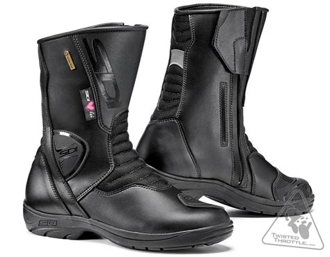 Motorcycle Boots : Sidi Lady Gavia Gore Women's Motorcycle Boots