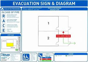 best photos of fire evacuation plan example emergency With fire evacuation procedure template free