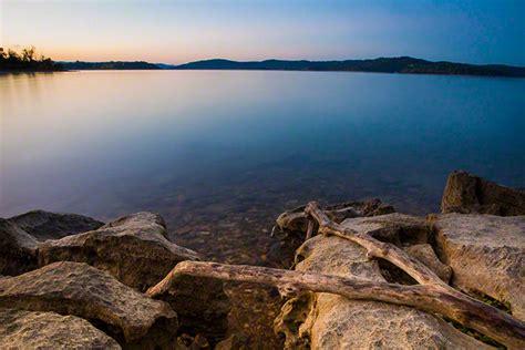 sunrises  sunsets beautiful branson missouri sites