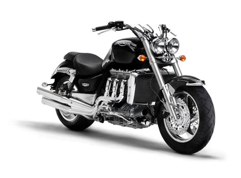 Triumph Rocket Iii (2005-on) Review