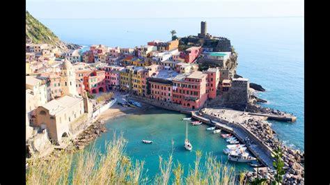 Italia, italian republic, repubblica italiana. Um giro por Cinque Terre - Itália - YouTube