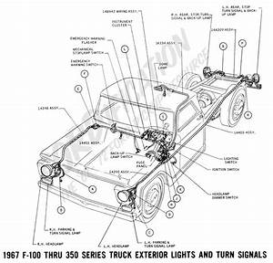 1998 Ford F150 Brake Lines Diagram