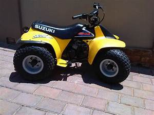 Quad Suzuki 50 : quads atvs quad bike suzuki lts 50cc quad runner was listed for r3 on 23 jan at 12 ~ Medecine-chirurgie-esthetiques.com Avis de Voitures