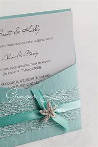 19 best diy beach wedding invitations images on pinterest With handmade wedding invitations beach theme