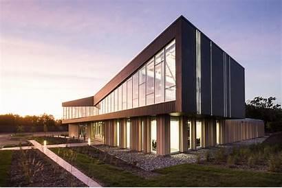 Pomerleau Lemay Architecture Bureaux Prize American Par