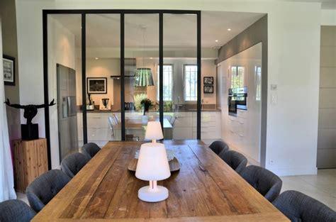 cloison cuisine salon création d 39 intérieur d 39 une villa sur la cadiére d 39 azur