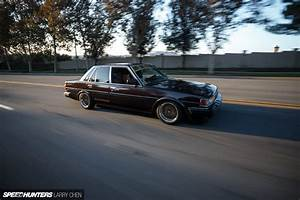 Certified Classic: A 2JZ-Powered Cressida For The Street ...  Cressida