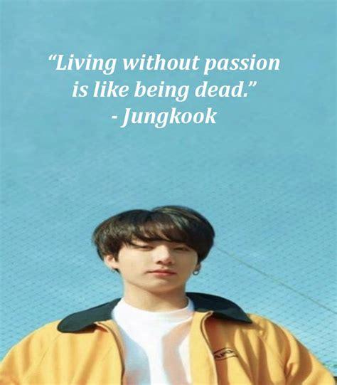 jungkook quotes   inspire  jichangwook
