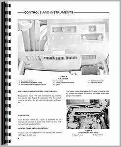 Ford 6600 Tractor Operators Manual