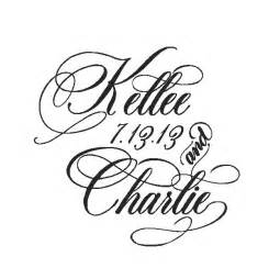 Fancy Script Fonts for Wedding
