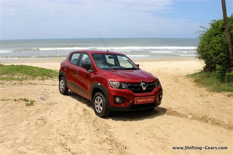 renault kwid renault kwid test drive review shifting gears
