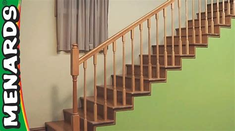 How To Install Your Own Railing.....installing Stair Rails