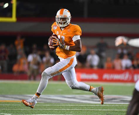 Joshua Dobbs Tennessee Vols Football
