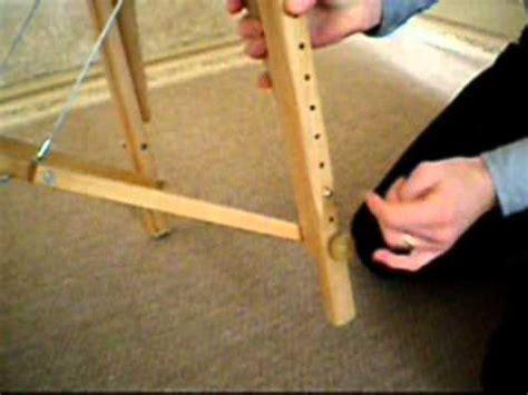table de pliante r 233 glage des pieds