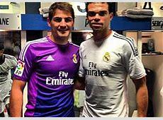 El Madrid y Fly Emirates presentan la nueva camiseta