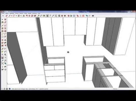 dessiner une cuisine en 3d gratuit fusion 3d sketchup logiciel de cuisine pro gratuit