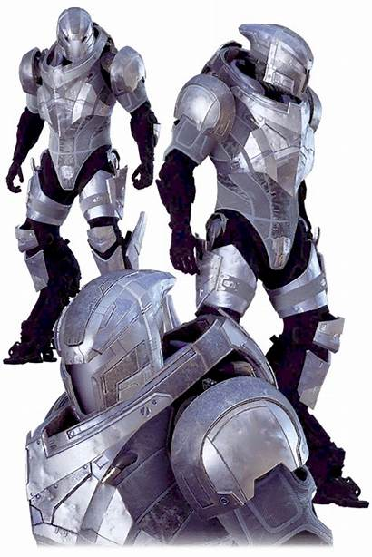 Armor Mass Effect Anthem Packs Turian Themed