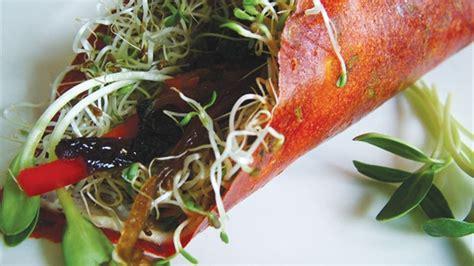 cuisine crue et vivante alimentation vivante une chef en cuisine crue prodiguera