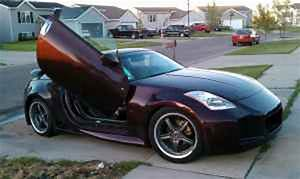 350z With Supra Engine  350z  Free Engine Image For User