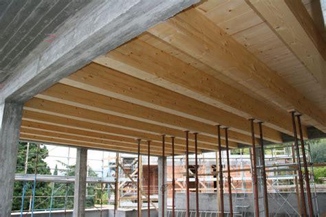 Travi A Traliccio - traliccio lpr con nodo sismico per solai in legno