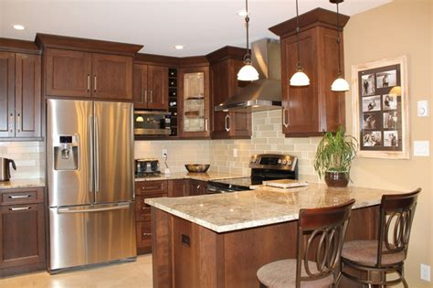 images of small kitchen designs remodelled kitchen in vancouver 7505