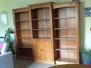 Bibliothèque En Pin : meubles en pin occasion blois 41 annonces achat et vente de meubles en pin paruvendu ~ Teatrodelosmanantiales.com Idées de Décoration