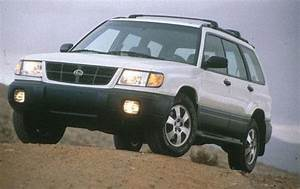 Maintenance Schedule For 1998 Subaru Forester