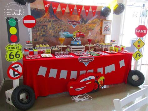 cars disney  birthday party ideas disney cars
