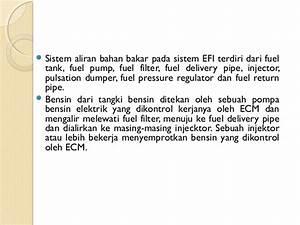 Dasar Kerja Sistem Efi