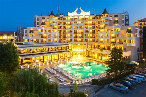 Hotel Imperial Resort Sunny Beach  Хотел в Слънчев бряг