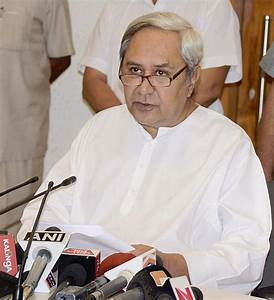 Odisha CM Urges PM To Contribute CSR Funds To CM's Relief ...