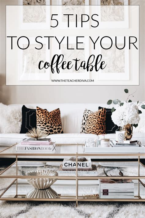 how to style a coffee table the teacher diva a dallas fashion blog featuring beauty lifestyle