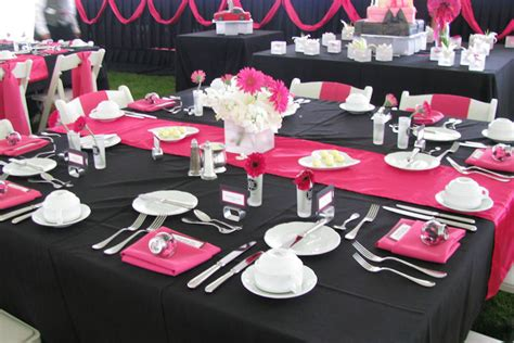 pink and black wedding theme 1 cool wallpaper