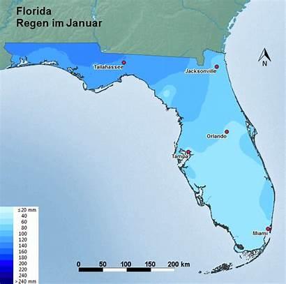 Florida Februar Januar Miami Regen Wetter Reisezeit