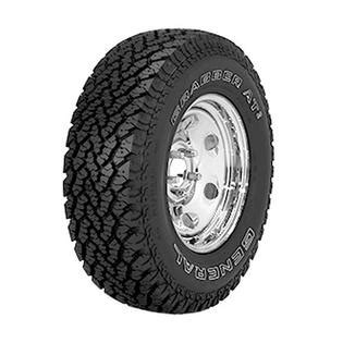 general grabber at2 light truck and suv tire 205 75r15 general tire grabber at2 265 70r15 112t owl all season