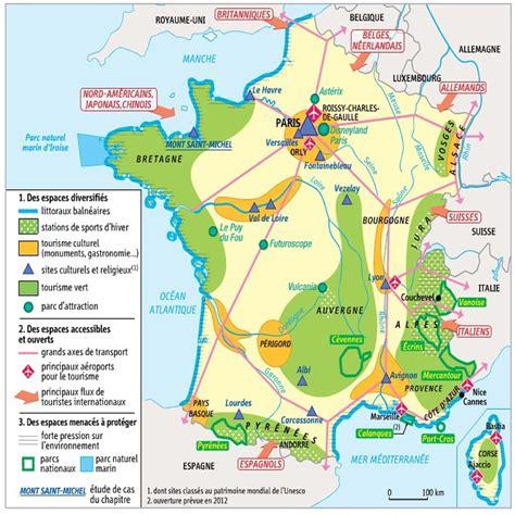 Carte Montagne Cycle 3 by Dans Un Espace Touristique G 233 Ographie Cm1 Cycle 3