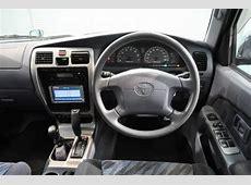 eBudget 1999 Toyota Hilux Surf SSRX 4WD for Tanzania