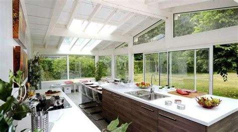 cucina in veranda come arredare una veranda cucina foto design mag