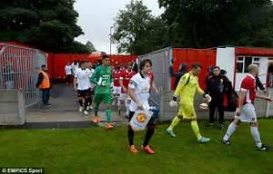 Salford City 3-3 Manchester United U21s: Nicky Butt ...