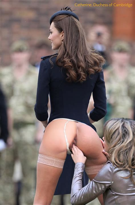 Kate Middleton royal nude fakes - PornHugo.Com