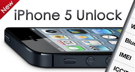 iphone 5 for unlocked how to unlock iphone 5 for free