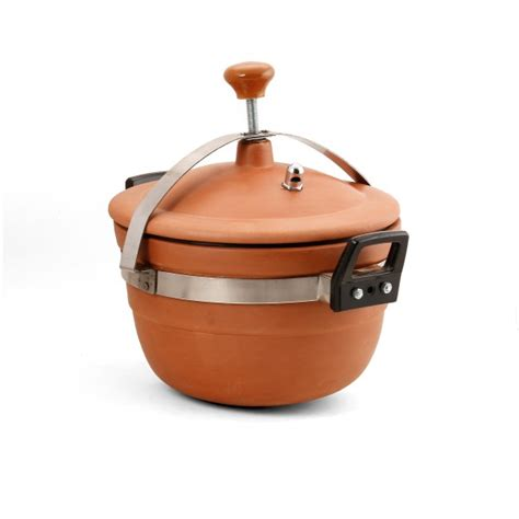 clay cooker eco pressure friendly 3l ecohoy