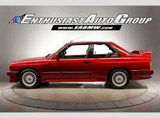 PreOwned E30 M3 for sale