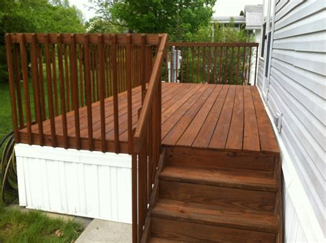 Exterior Deck Stain