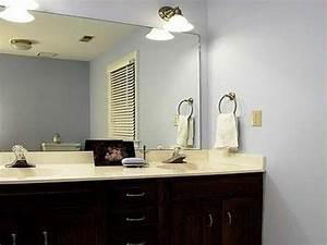 Bathroom Wall Mirrors Above Vanity : Doherty House