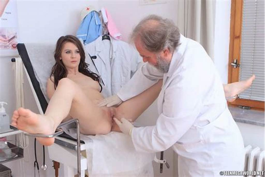 #Old #Doctor #Gives #Teen #Girl #A #Checkup