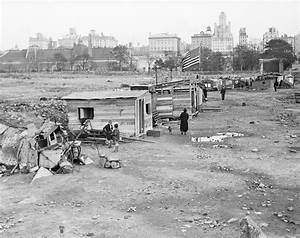 The History of Central Park's Hooverville, the Great ...