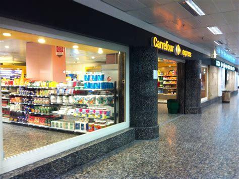 carrefour si鑒e carrefour express a malpensa la prima in aeroporto retail food