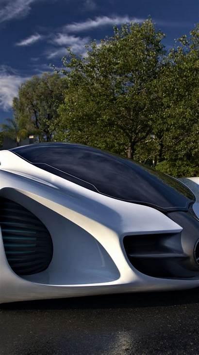 Biome Mercedes Benz Cars Future Roborace Wallpapers