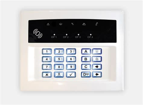 Online Security Products Pyronix Ledrkp-we Wireless Remote